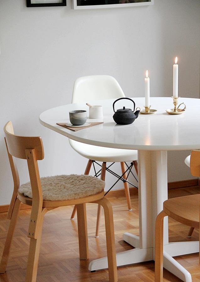 Artek 69 ruokapöydän tuoli